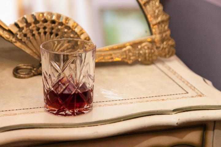 Slackjaw cocktail by Meaghan Dorman of New York City bar Dear Irving