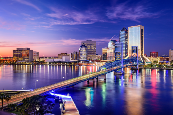 Jacksonville's Downtown is undergoing a revitalization, with new investments in nightlife venues and restaurants.