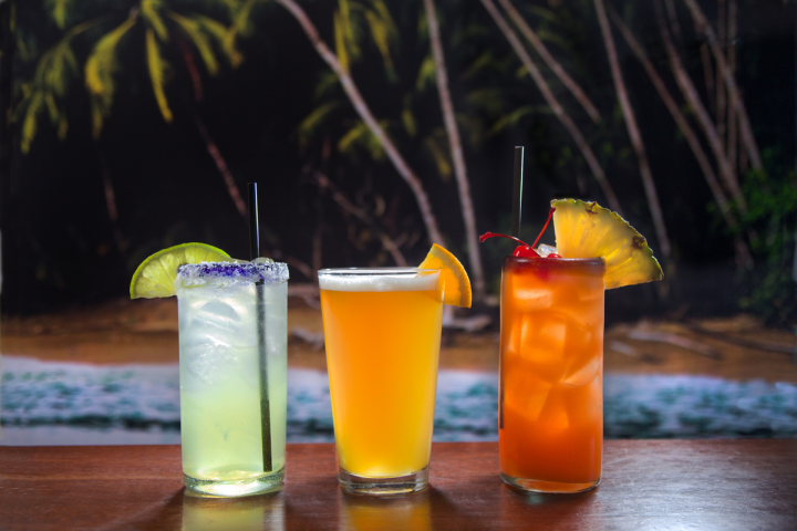 Salt Life Food Shack's cocktail offerings resonate with Jacksonville's beachfront culture.