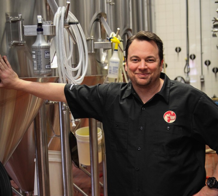 W.G. Brewing Co. founder Jamey Grosser is going all in on flavored beers.