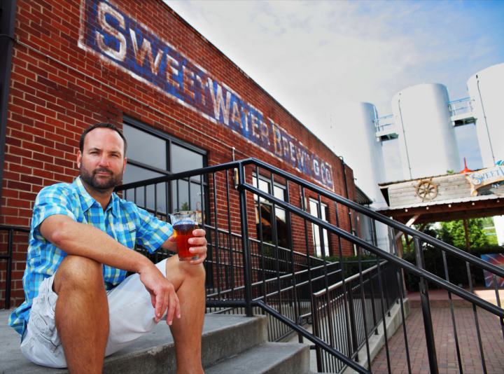 SweetWater founder Freddy Bensch has big ambitions for the brand.