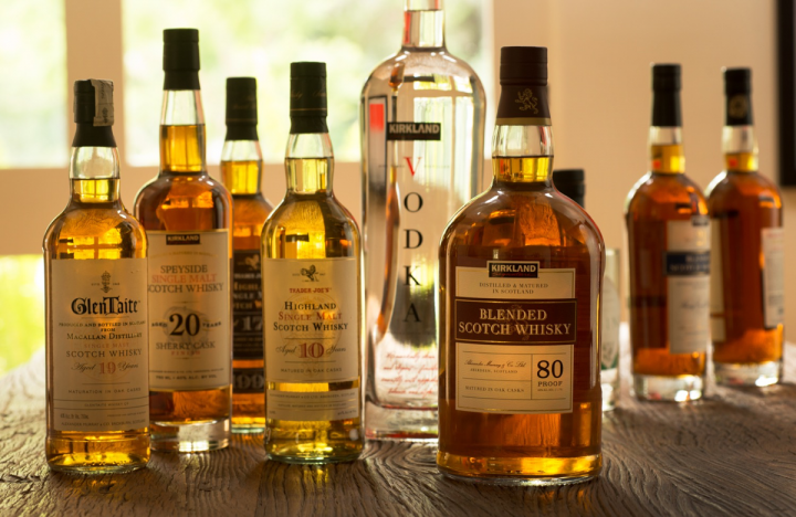 Alexander Murray & Co. bottles private-label Scotch whisky for several retailers, including Costco's Kirkland brand.