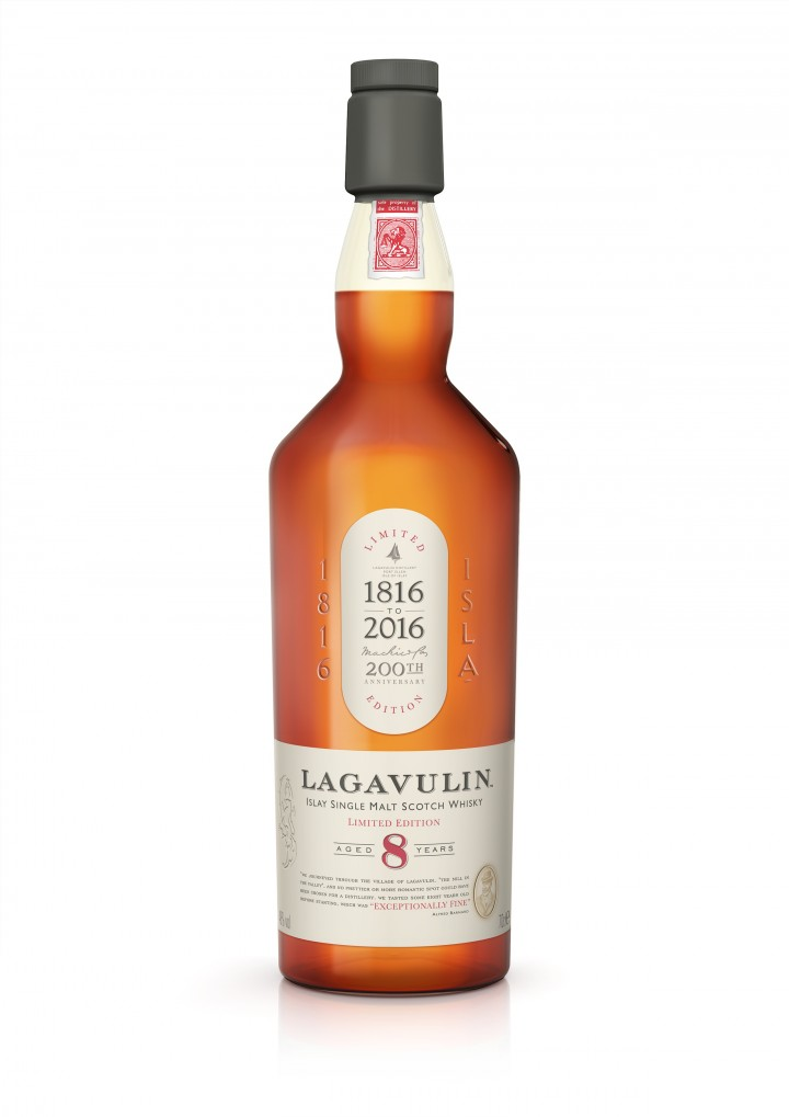 Lagavulin 8-year-old anniversary bottling