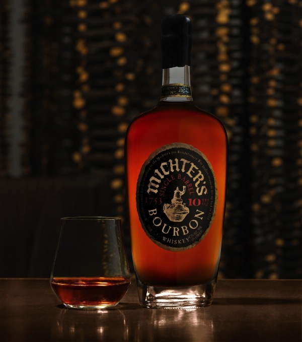Michter's Single Barrel Kentucky straight Bourbon 10-year-old