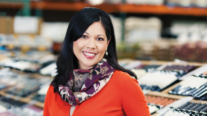Annette Alvarez-Peters is assistant general merchandising manager for beverage alcohol at Costco.