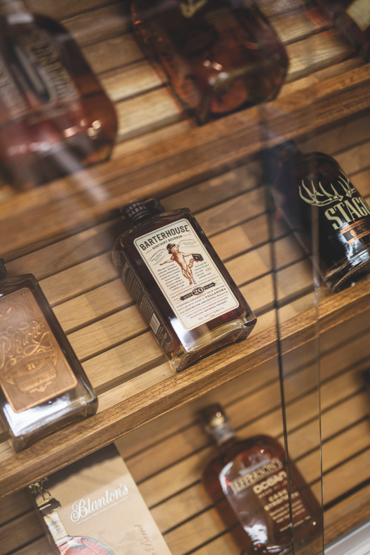 The whisk(e)y boom is well underway at Payless, and the chain allows customers to reserve select or allocated bottles online. It also has a private barrel program for Bourbon, Tequila and rum.