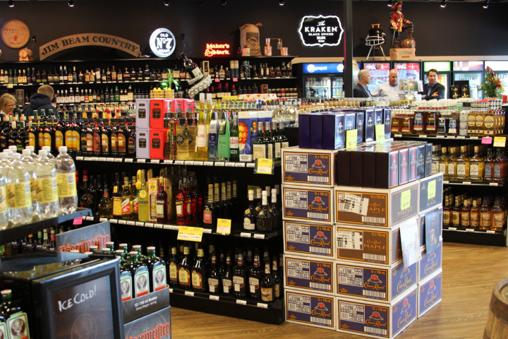 The Oregon Liquor Commission is debuting a number of new outlets, such as the recently opened location in Tualatin.