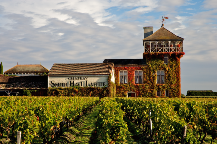 Despite the pricing inflation among many top growths, certain châteaux continue to thrive, such as Smith-Haut-Lafitte (above).