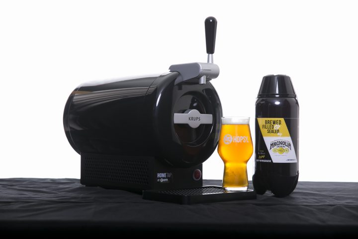 HomeTap is a new countertop beer appliance that makes craft beer accessible on draft at home.