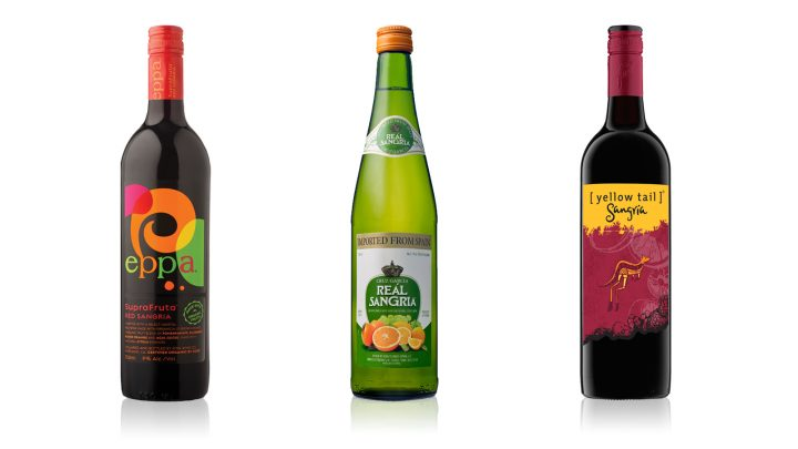 Sangria brands like Eppa, Reál and Yellow Tail are thriving at retail with a variety of packaging sizes.