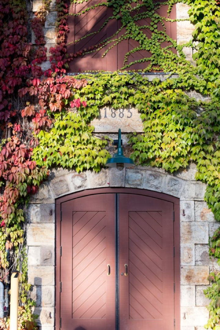 Beaulieu Vineyards (winery entrance pictured) was one of five Napa Valley properties acquired by Treasury Wine Estates earlier this year in a $600 million deal with Diageo.