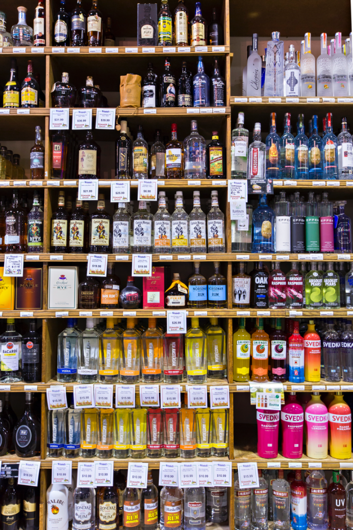 "Haskell's has around 4,500 spirits SKUs, with more than half available online. Allocated spirits attract some consumers looking to ""cherry-pick,"" so the store holds back certain rare products for regular customers."