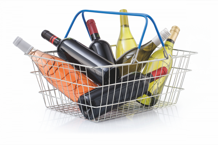 Instacart partners with brick-and-mortar beverage alcohol retailers to offer delivery within a set period of time. The service uses locally based personal shoppers who visit the store, pick the products and deliver them to the customer.
