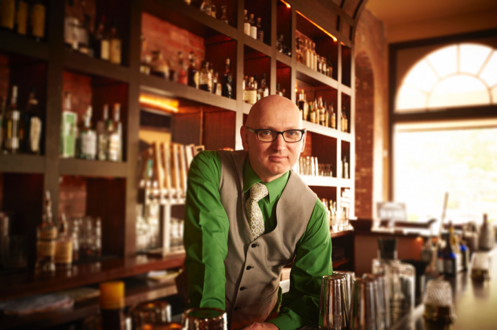 At Planter's House, Ted Kilgore expands on classic cocktail recipes with custom liqueurs and other variations.