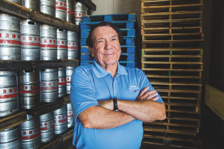 Chairman Charles Hand took over the company in 1961 and has overseen massive expansion. With two daughters and a son in the business, he hopes the fourth generation will join.