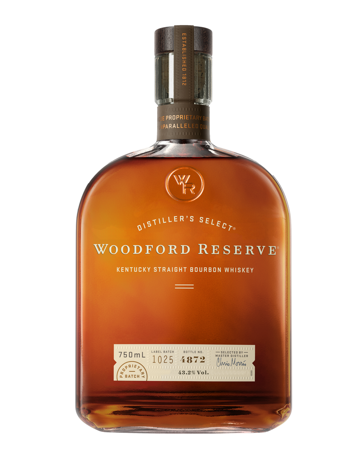 Woodford Reserve is one of the fastest-growing Bourbons on the market.