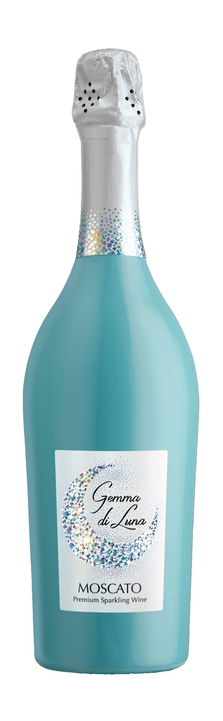 Enovation Brands launched Gemma di Luna Moscato this winter.