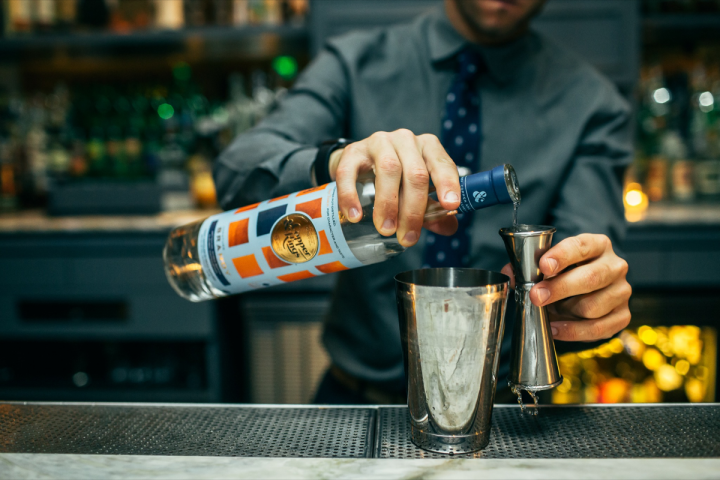 Although domestic brandy has long been dominated by four big brands, craft players like Copper & Kings (pictured) are growing in popularity, especially among younger consumers.