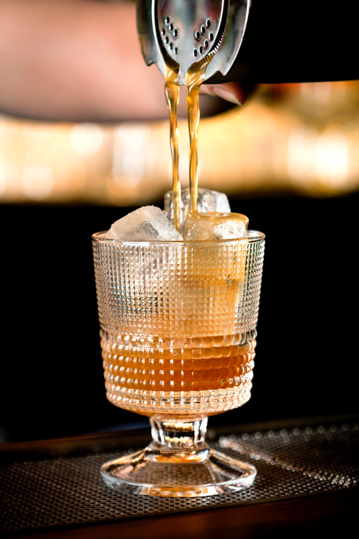 Cocktails rule at Kimpton venues, such as Washington D.C.'s Radiator.