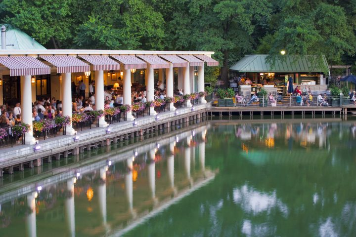 The opening night Gala for this year's Manhattan Cocktail Classic will be held at The Loeb Central Park Boathouse.