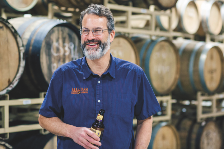 Allagash founder Rob Tod never expected the brewery to grow to its current size. Last year, Allagash produced 90,000 barrels with distribution in 17 states and Washington, D.C.