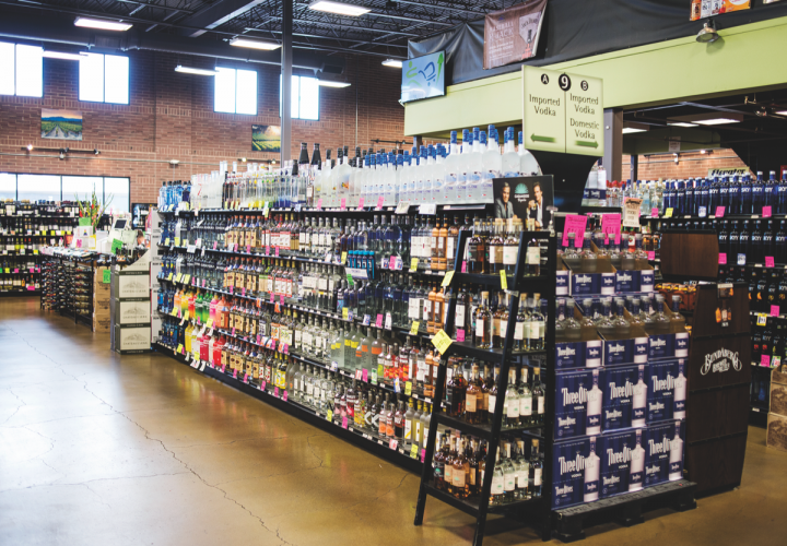 New laws in Colorado enable existing off-premise retailers to pursue a second license, but also allow certain grocery stores to sell spirits and acquire up to four additional licenses (Argonaut pictured above).