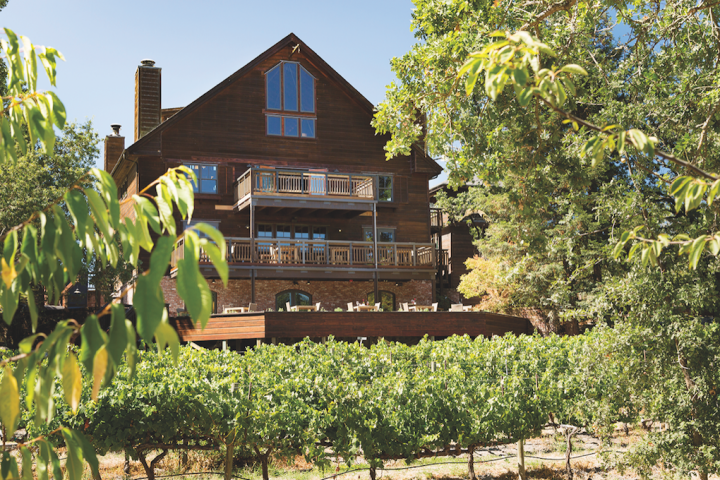 Jackson Family is launching a new collection of vineyard-driven Pinot Noirs from Le Crema this summer (the estate at Saralee's Vineyard pictured).
