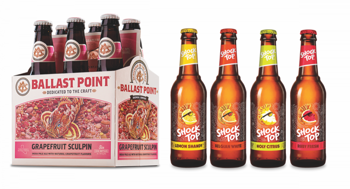 Ballast Point's Grapefruit Sculpin IPA was a runaway hit in the last few years, spawning a host of imitators among the craft beer category. Meanwhile, bottled Shandy offerings, such as those from Shock Top, are also seeing success.