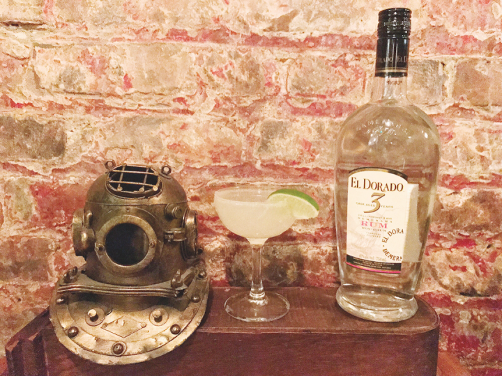 Crave's Gordon recommends traditional Daiquiris (above) as an easy way for consumers to begin exploring rum.