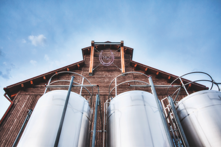 Last year, Constellation Brands acquired High West Distillery (pictured) for $160 million.