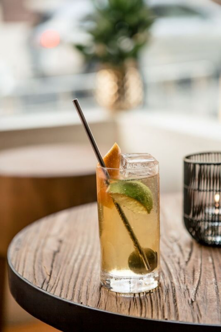 Simple cocktails reign supreme during the summer. At San Francisco's Pacific Cocktail Haven, the Nicaraguan Highball blends aged rum, tonic syrup and soda water for an updated take on a classic summertime crowd pleaser.