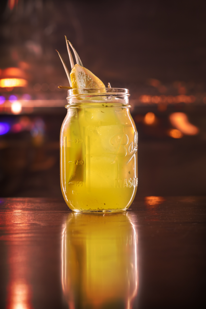 Seasonal ingredients add enhanced freshness to fruity, summer cocktails like the pineapple shrub–enhanced Pineapple Express at The Still in Las Vegas.