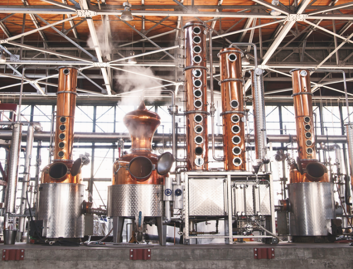 St. George Spirits (distillery pictured) sold Hangar 1 vodka to Proximo Spirits in 2010 in one of the earliest craft deals.