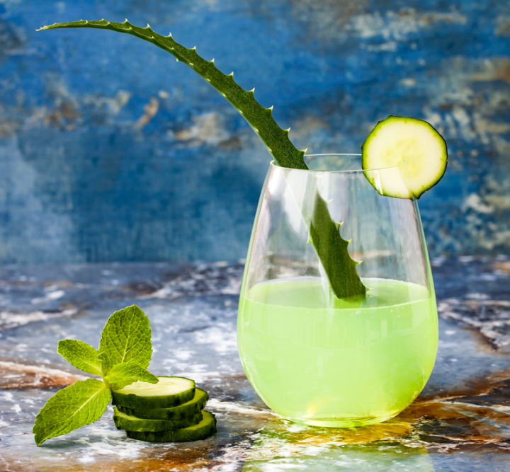 Premium gins are on the rise in the U.S. as consumers experiment with high-quality, artisanal labels. Classic variations like the Cucumber Gin and Tonic (pictured) are also encountering renewed interest.
