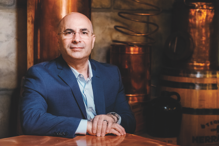 Ryan Maloney (pictured) of Julio's Liquors aims to charge no more for exclusive barrel bottlings than for the equivalent standard expression.