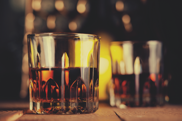 Bourbon sales are now above 20 million cases in the United States.