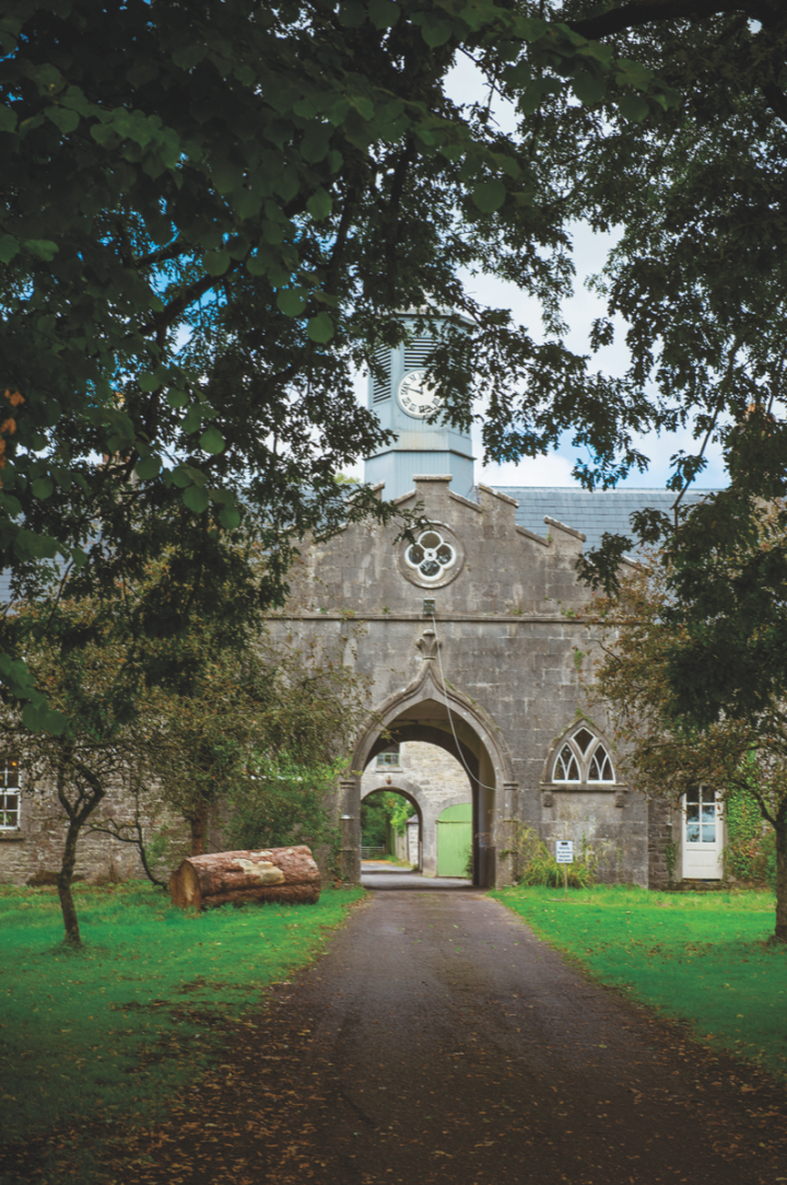Located 30 miles north of Dublin, Slane Castle (pictured) houses the new Slane distillery. A decade ago, just three distilleries existed throughout Ireland; now, there are 16 distilleries dotted across the country, and over a dozen more are under construction.