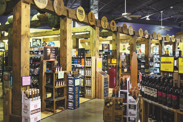 An exceptional crafts spirits selections is central to Westport's business.