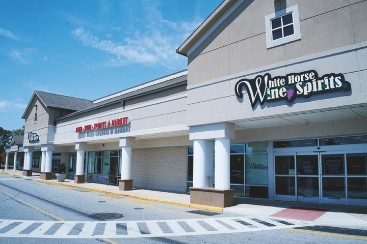 Since moving to the Marketplace at Absecon shopping center, White Horse has seen a rise in sales of local brews, despite slower overall craft beer growth.