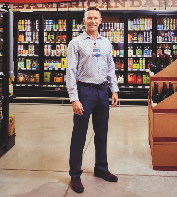 As the director of H-E-B's wine and beer department, Dan Schuette has played a major role in making the grocery giant a billion dollar player in the beverage alcohol industry.