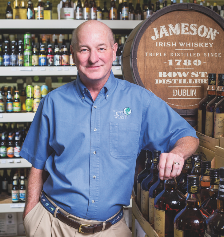 Growing up in a community service–oriented family, Liquor World owner Kent Starr saw the benefits of giving from an early age. Today, Starr donates to countless charities across northwestern Arkansas.
