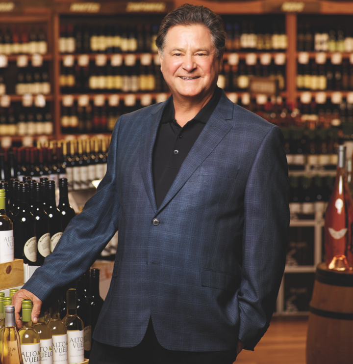 Stew Leonard Jr. of Stew Leonard's Wines & Spirits receives our top honor as the 2017 Market Watch Leaders