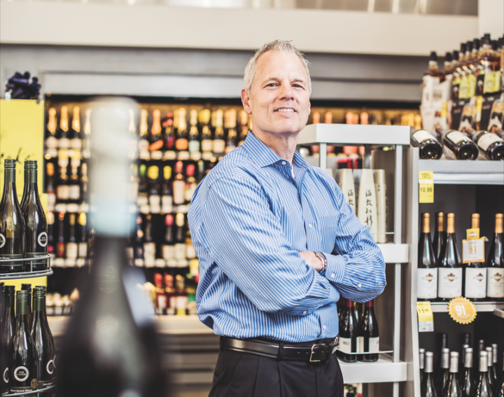 As category manager for wine and spirits at Walgreens, Tim Turner has used his decades of industry experience to help lead the national chain to $1 billion in beverage alcohol sales.