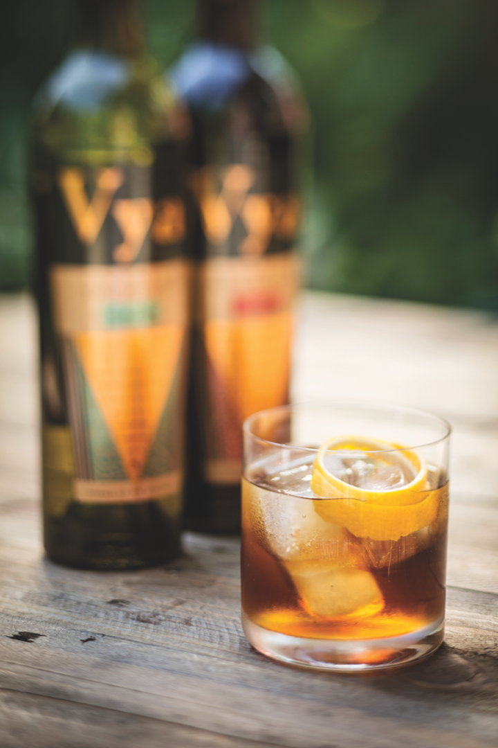 Quady Winery launched Vya vermouth in 1998, pioneering domestic craft vermouth in the United States.