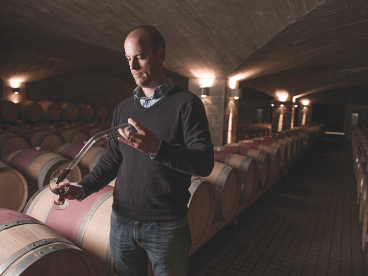 Craggy Range winemaker Matt Stafford produces a popular Syrah out of the company's Gimblett Gravels vineyard in Hawke's Bay.