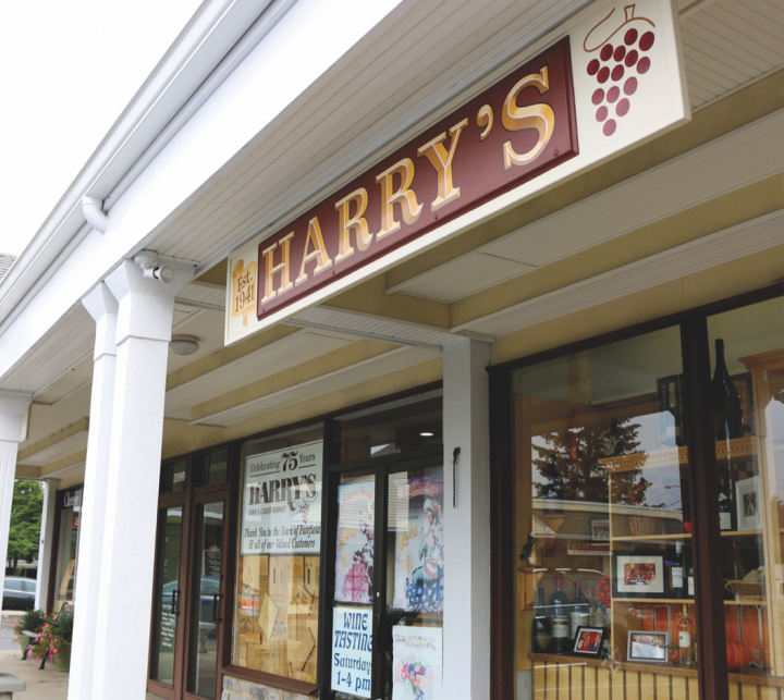 Independent Connecticut retailers like Harry's Wine & Liquor Market (above) are pushing back against proposed laws that would benefit national chains, such as eliminating minimum pricing and legalizing shipments of wine from out-of-state retailers.