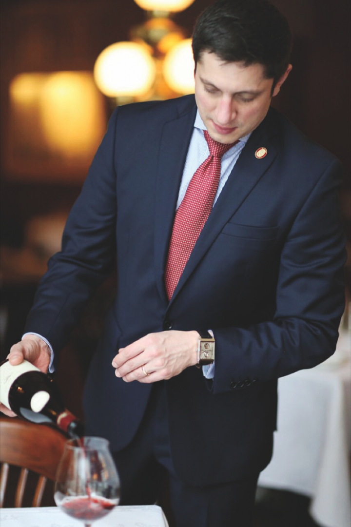 At Himmel Hospitality's Grill 23, beverage director and master sommelier Brahm Callahan sees Spanish wines as great value, incredibly food-friendly options.