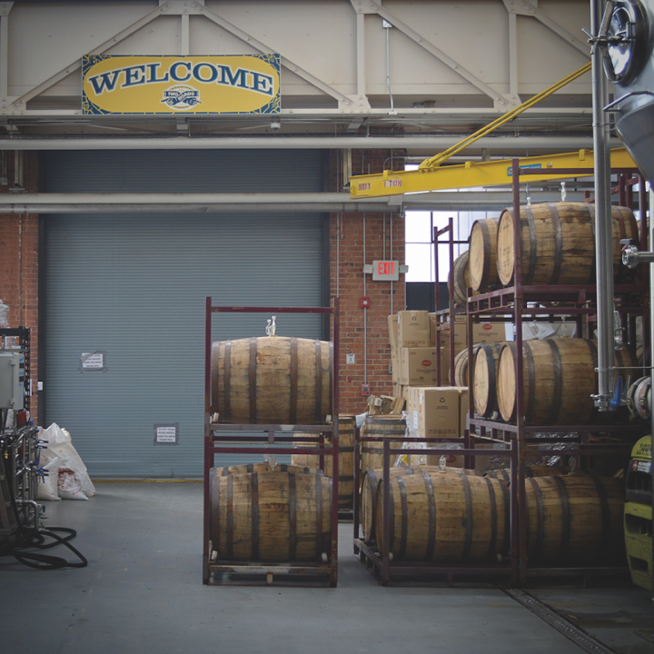 Connecticut-based Two Roads Brewing Co. recently unveiled a brew aged in aquavit barrels.