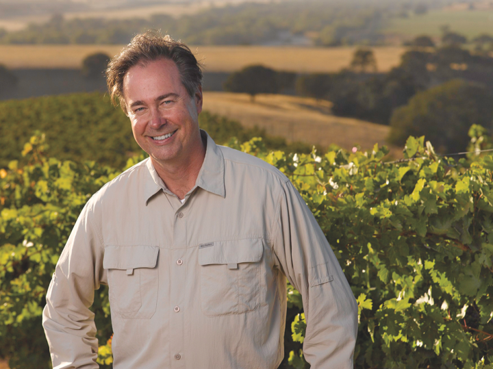J. Lohr Vineyards & Wines (CEO Steve Lohr pictured) has made a name for itself as a quality producer of wines from the Arroyo Seco and Paso Robles AVAs.