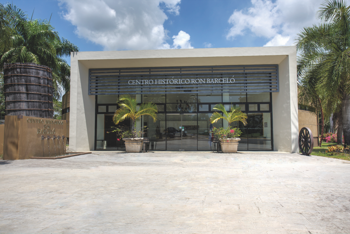 Dominican Republic-based Ron Barceló (distillery's Historic Center pictured) has bolstered rum's premiumization with a variety of luxury product launches. The brand is banking on future growth in the $30-and-above tier.
